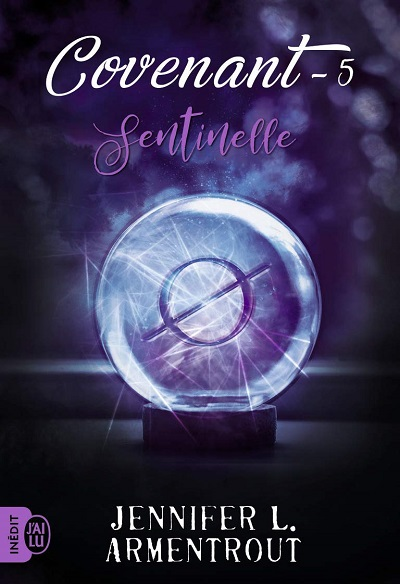 Covenant tome 5 sentinelle