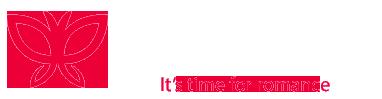 Nymphalis logo blanc