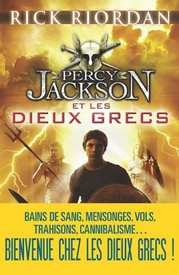 Percy jackson et les dieux grecs 492315