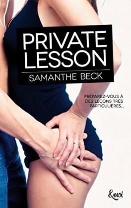 Private pleasures tome 1 private lesson