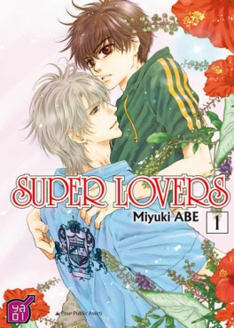 Super lovers tome 1