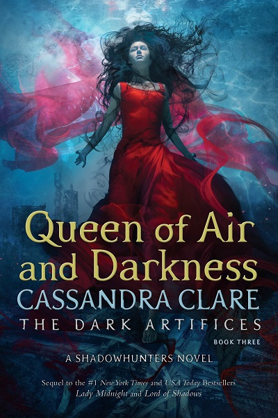 The mortal instruments renaissance tome 3 queen of air and darkness