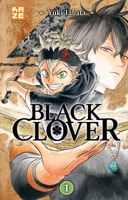 Volume 1 de black clover 1