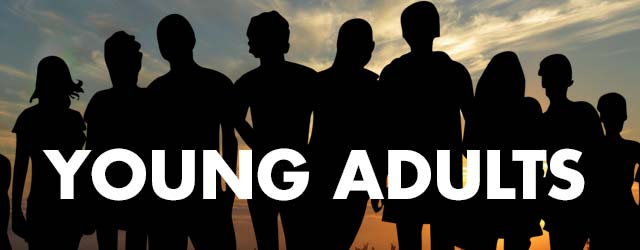Young adults post header